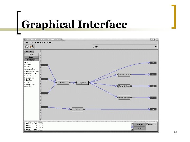 Graphical Interface 25