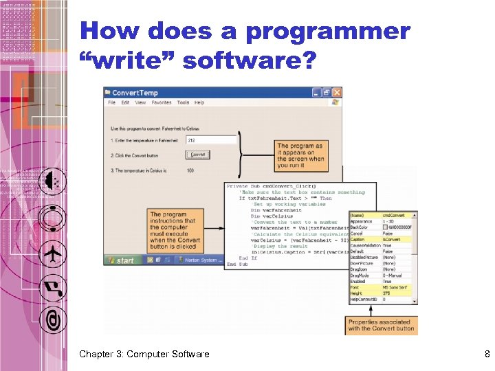 "How does a programmer ""write"" software? Chapter 3: Computer Software 8"