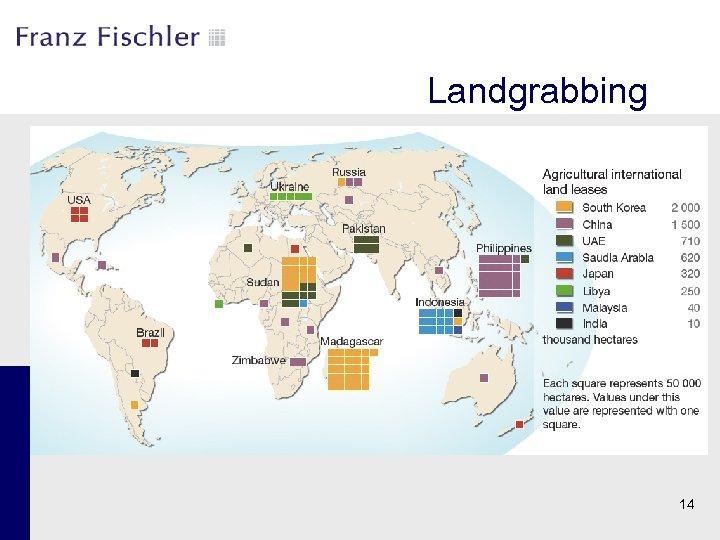 Landgrabbing 14