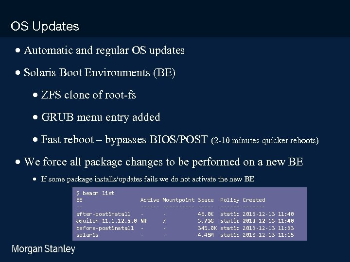 prototype template (5428278)print library_new_final. ppt OS Updates · Automatic and regular OS updates ·