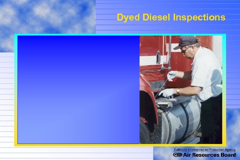 Dyed Diesel Inspections