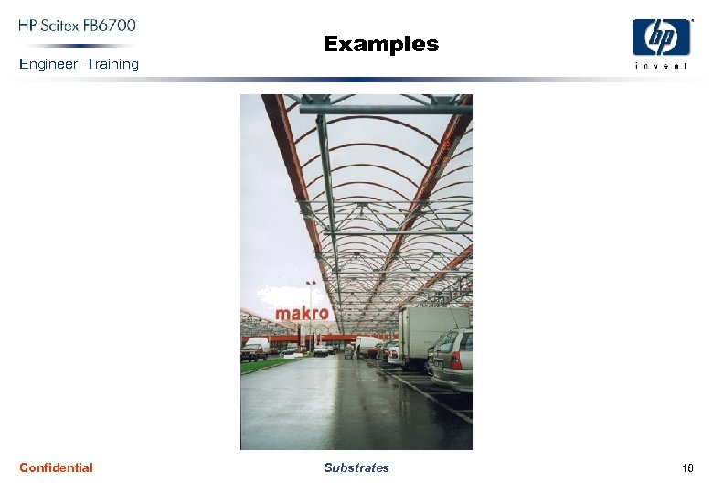 Engineer Training Confidential Examples Substrates 16