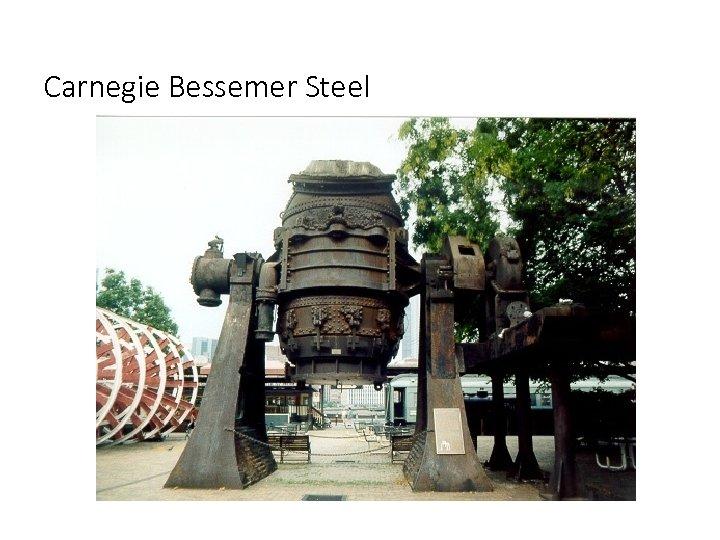 Carnegie Bessemer Steel