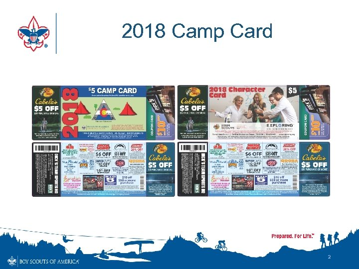 2018 Camp Card 2