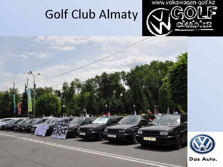 Golf Club Almaty