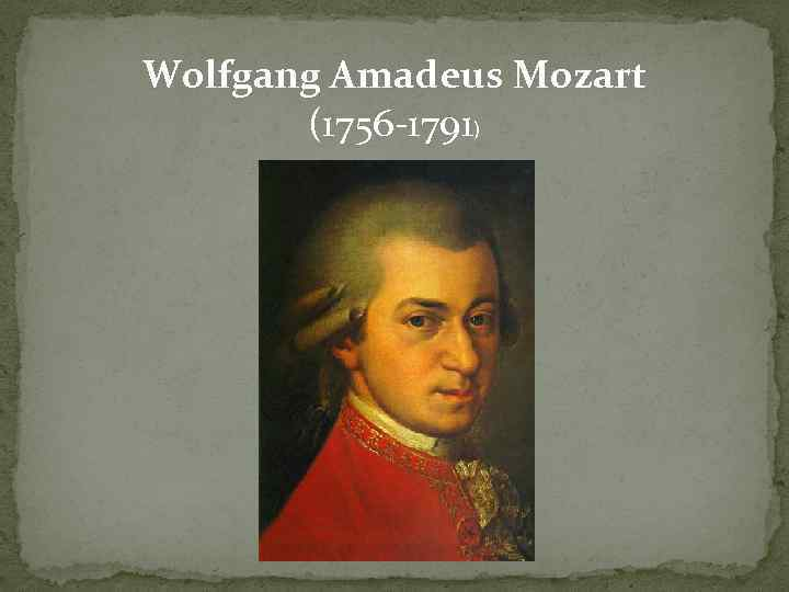 an analysis of the cause of death of composer wolfgang amadeus mozart Wolfgang amadeus mozart (composer) causes of death what caused mozart's death update cancel  what caused mozart's death the cause of mozart's death has been the subject of a huge amount of research and speculation the short answer is that we simply don't know, because you can't diagnose a patient if you don't have a body.