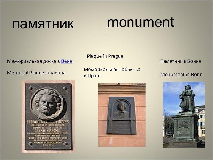 памятник Мемориальная доска в Вене Memorial Plaque in Vienna monument Plaque in Prague Мемориальная