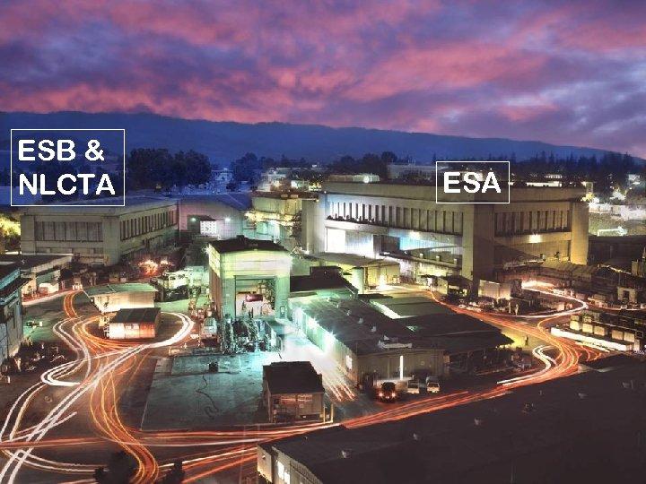 ESB & NLCTA ESA