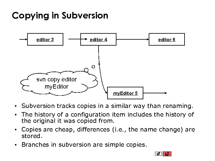Copying in Subversion editor 3 editor 4 editor 6 svn copy editor my. Editor