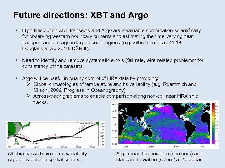 Scripps High Resolution XBT Network QA QC Procedures Dean