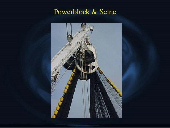 Powerblock & Seine