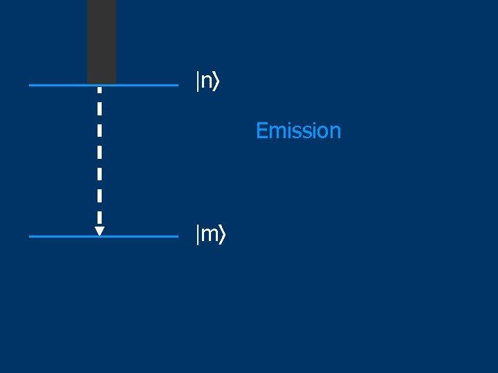 n Emission m