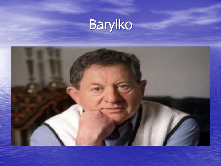 Barylko