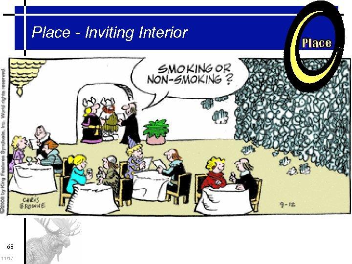 Place - Inviting Interior 68 11/17