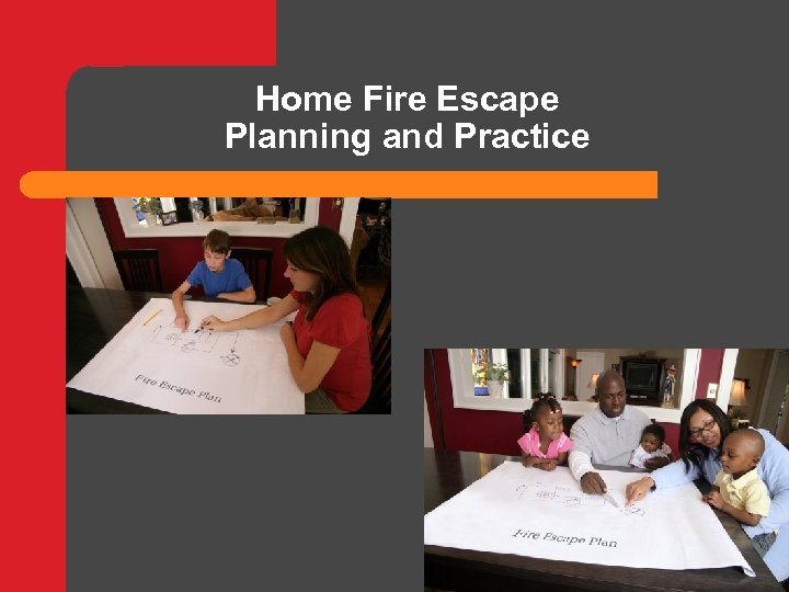 Home Fire Escape Planning and Practice