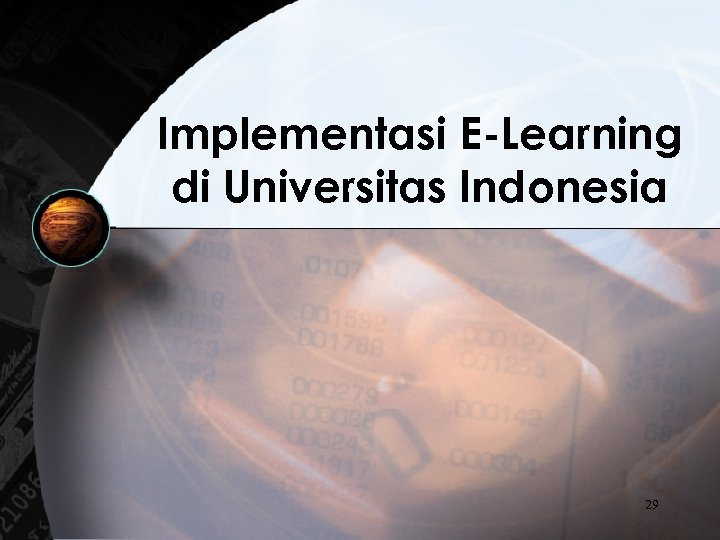 Implementasi E-Learning di Universitas Indonesia 29