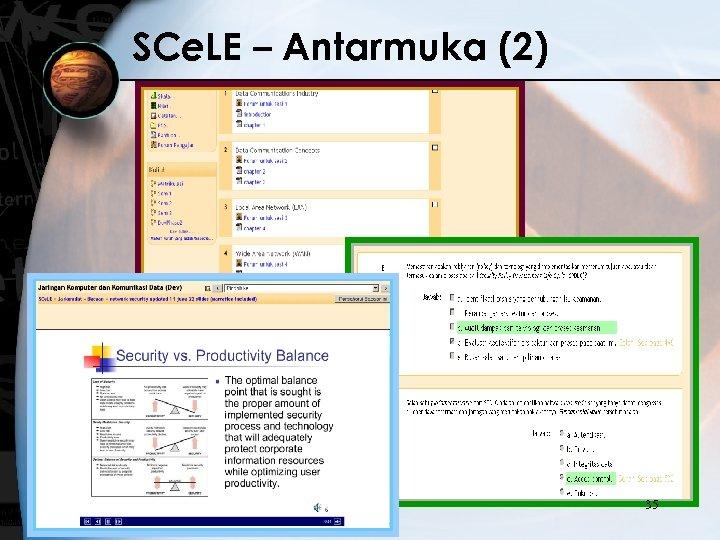SCe. LE – Antarmuka (2) 35
