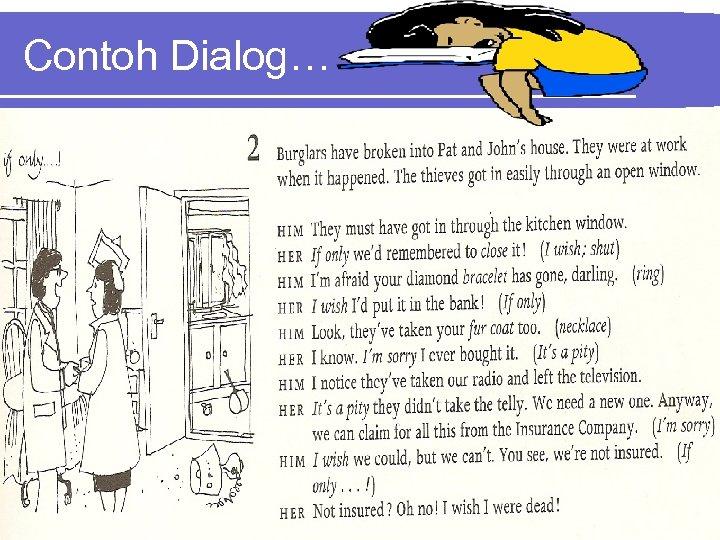 Contoh Dialog…