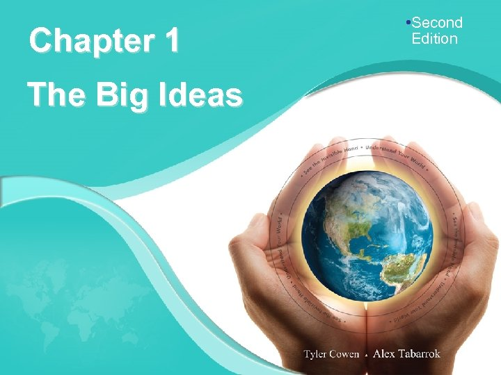 Chapter 1 The Big Ideas • Second Edition