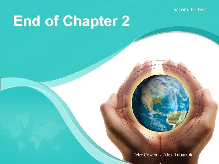 End of Chapter 2 Second Edition