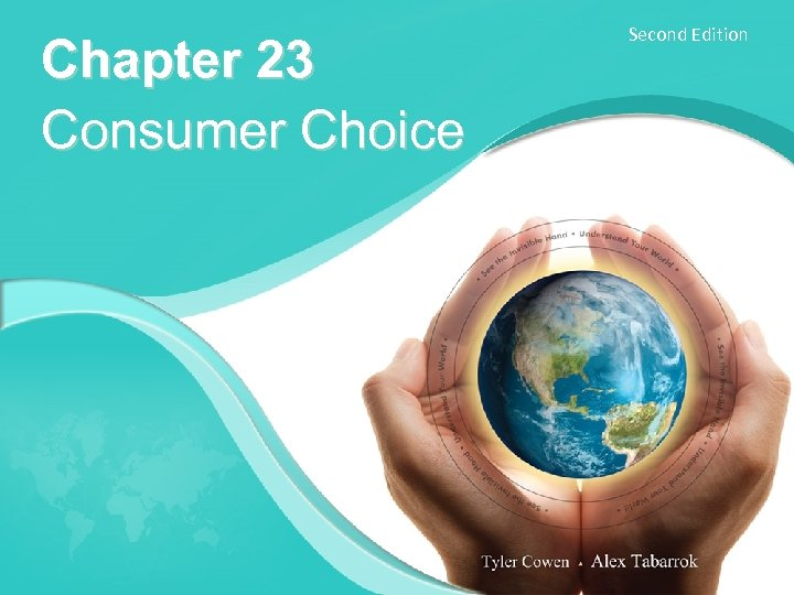 Chapter 23 Consumer Choice Second Edition