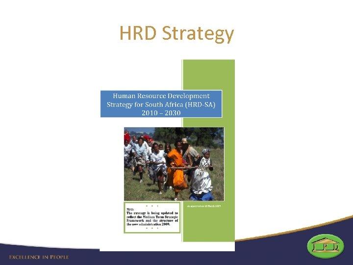 HRD Strategy