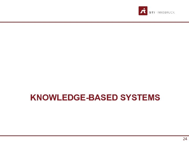 KNOWLEDGE-BASED SYSTEMS 24 24
