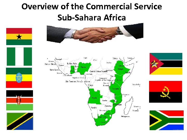Overview of the Commercial Service Sub-Sahara Africa