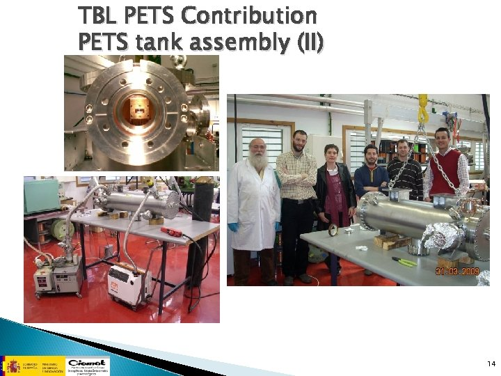 TBL PETS Contribution PETS tank assembly (II) 14