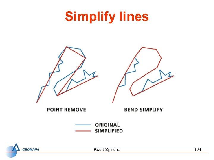 Simplify lines Koert Sijmons 104