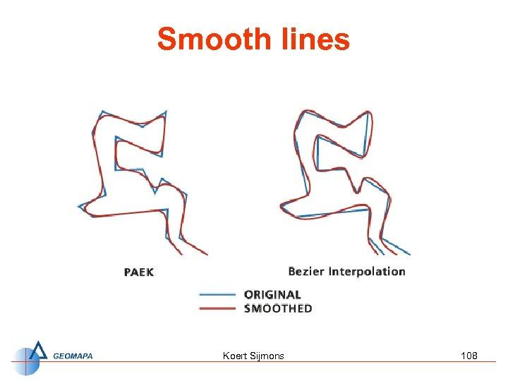 Smooth lines Koert Sijmons 108