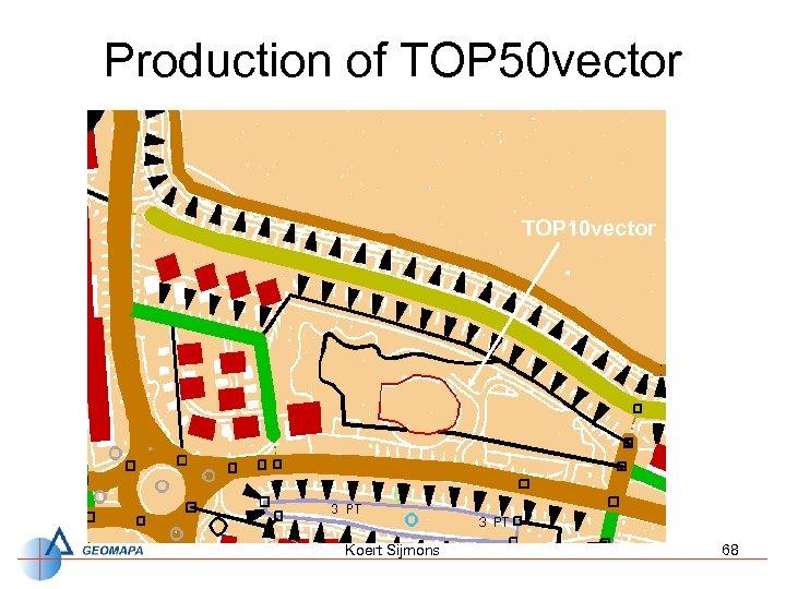 Production of TOP 50 vector TOP 10 vector Koert Sijmons 68