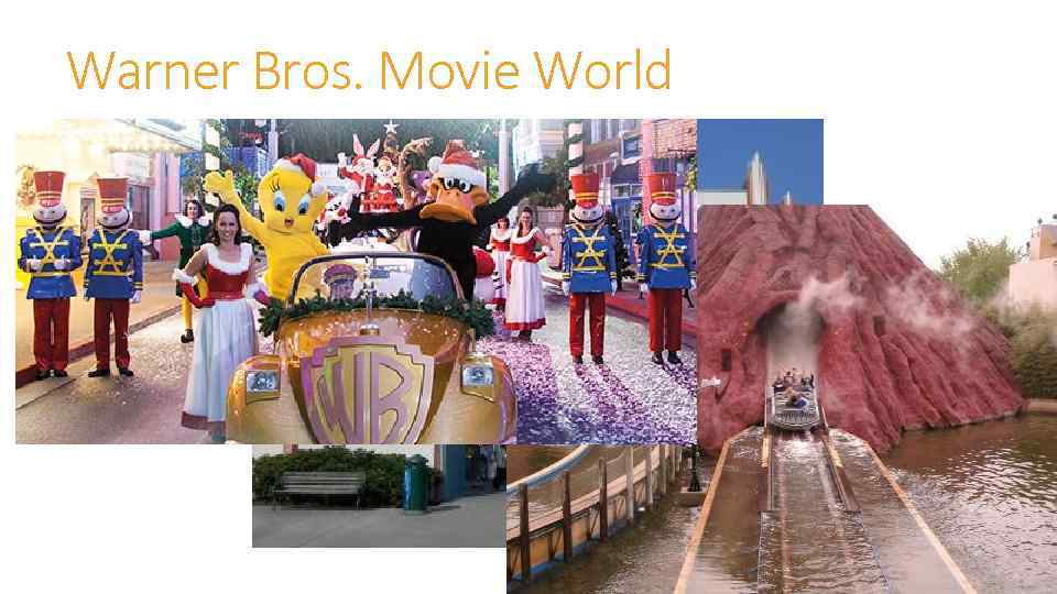 Warner Bros. Movie World
