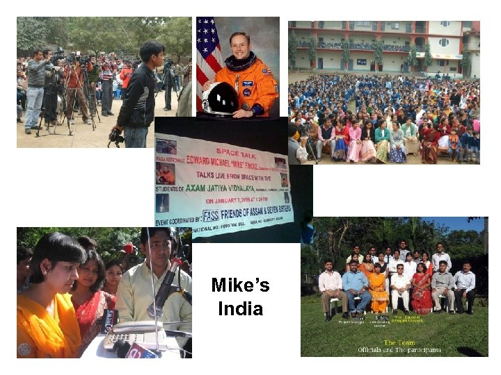 Mike's India