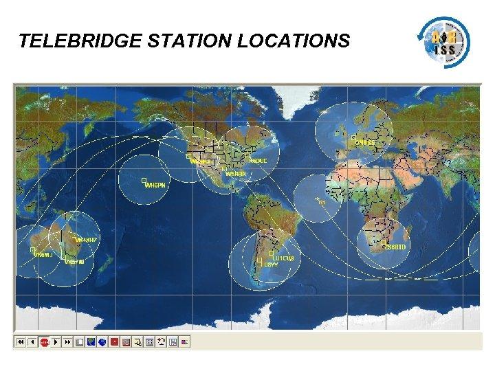 TELEBRIDGE STATION LOCATIONS