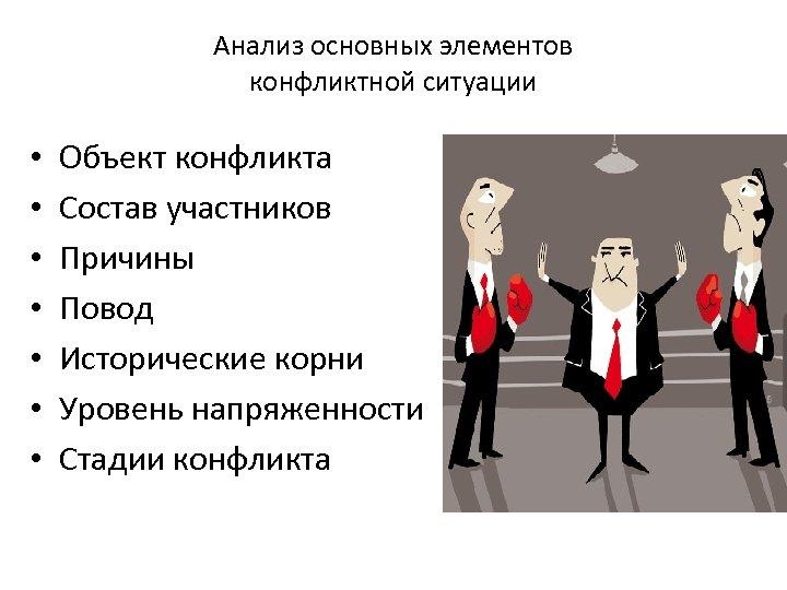 примеры конфликтов в картинках вина производятся