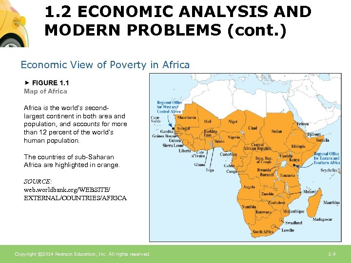 1. 2 ECONOMIC ANALYSIS AND MODERN PROBLEMS (cont. ) Economic View of Poverty in