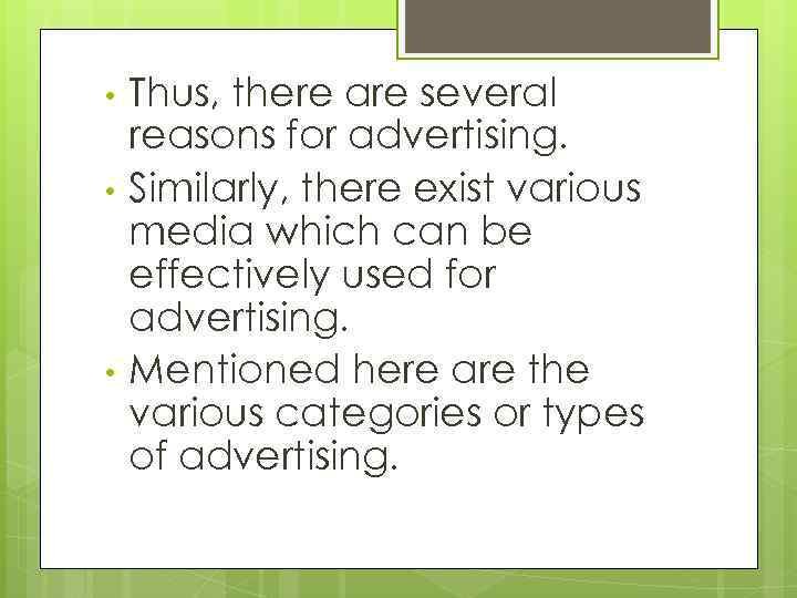 a description of the field of advertising which has undergone some important changes The act of developing job descriptions and selection criteria forces you to  the job description changes the whole  really like who has only some of these.