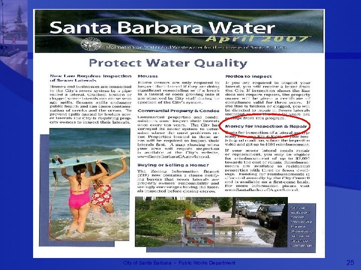 City of Santa Barbara • Public Works Department 25