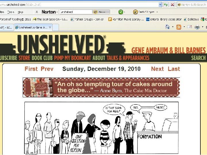 Friday, February 4, 2011 I've Got the Education: What do I do Now? 19
