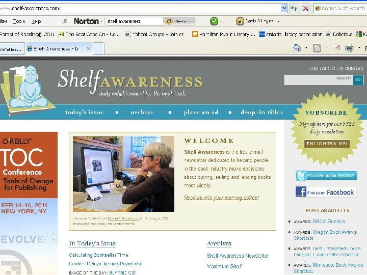 Friday, February 4, 2011 I've Got the Education: What do I do Now? 21
