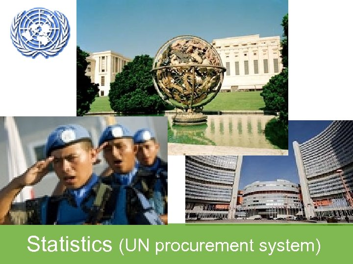 Statistics (UN procurement system)