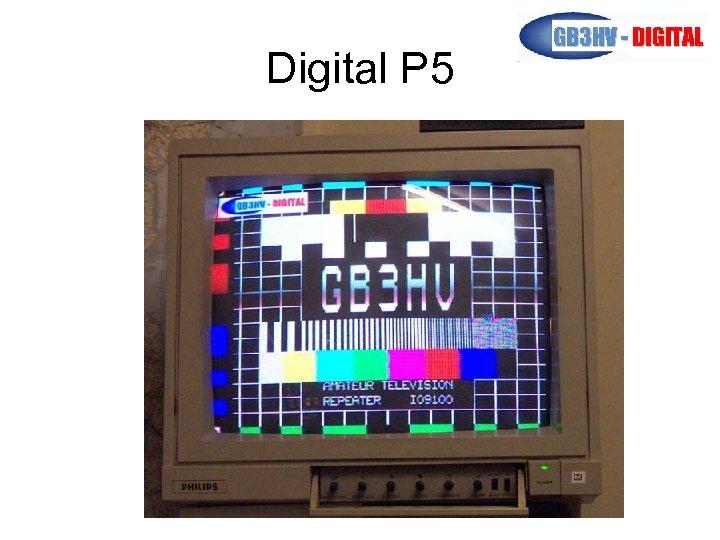 Digital P 5