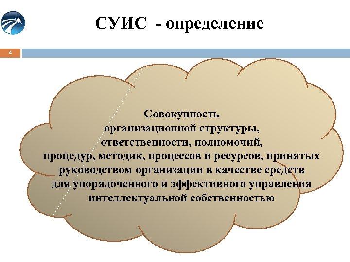 СУИС - определение 4 Совокупность организационной структуры, ответственности, полномочий, процедур, методик, процессов и ресурсов,