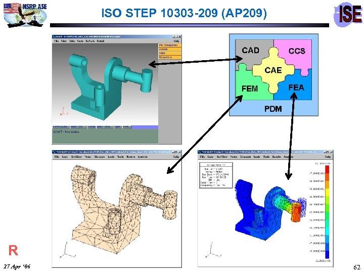 ISO STEP 10303 -209 (AP 209) R 27 Apr ' 06 62