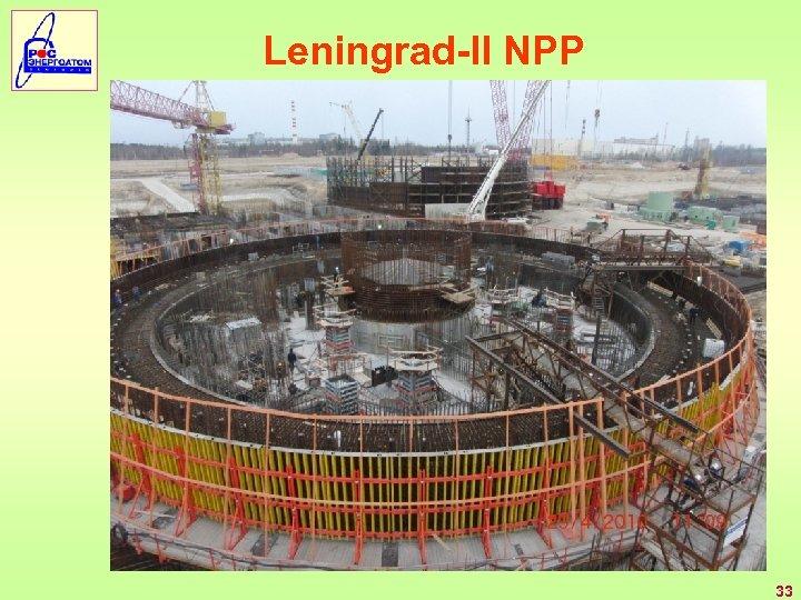 Leningrad-II NPP 33
