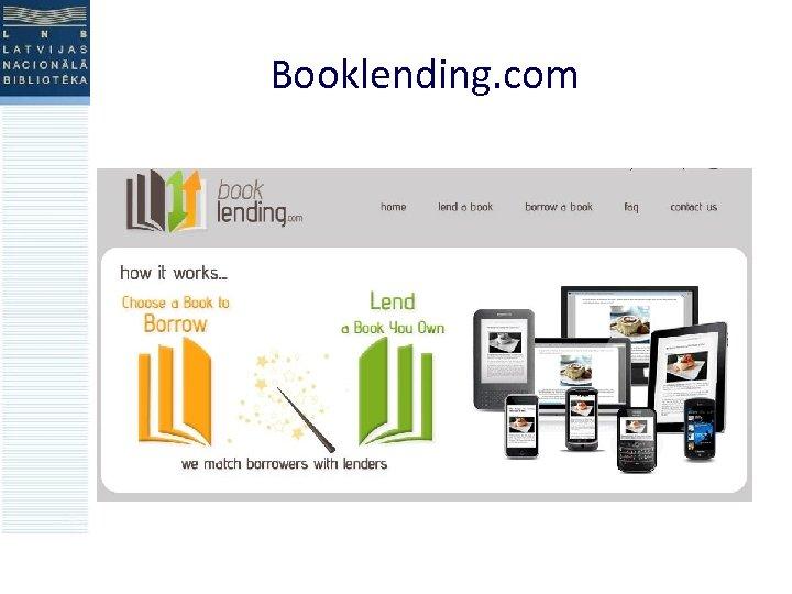 Booklending. com