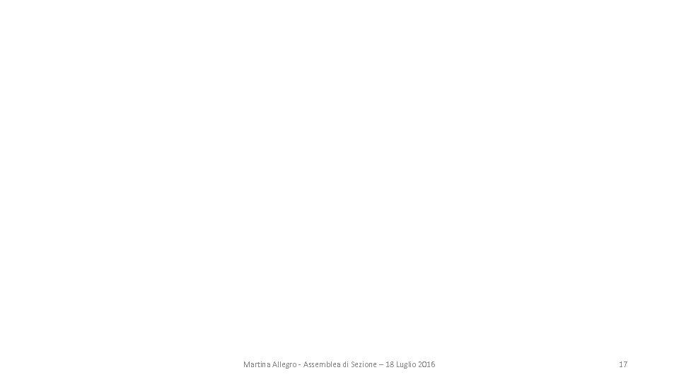 Martina Allegro - Assemblea di Sezione – 18 Luglio 2016 17