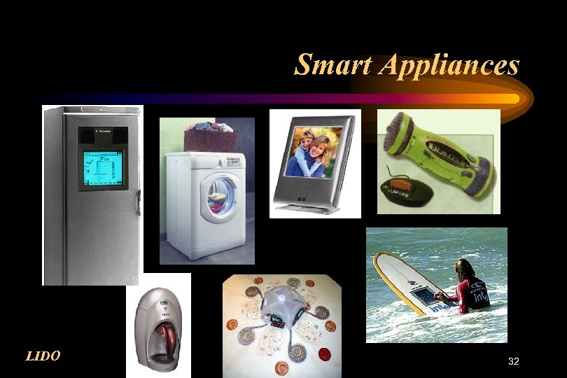 Smart Appliances LIDO 32