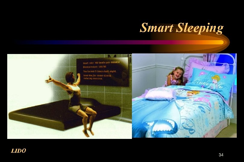 Smart Sleeping LIDO 34